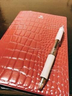 手帳の写真・画像素材[4076314]