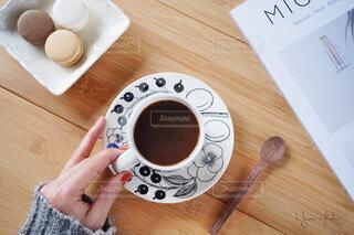 コーヒータイムの写真・画像素材[4092905]
