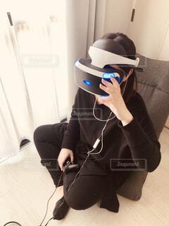 VR中の写真・画像素材[4287924]