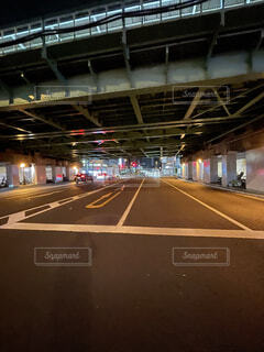 五反田駅高架下の写真・画像素材[4448830]