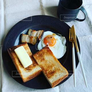 朝ごパンの写真・画像素材[4088374]