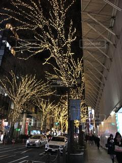 渋谷イルミネーションの写真・画像素材[4097496]