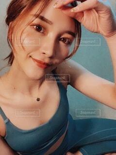 yogaの写真・画像素材[4098198]