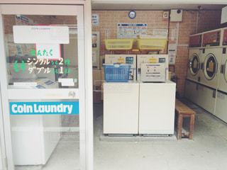 洗濯機の写真・画像素材[174659]