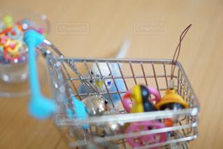 小さなプラスチックのおもちゃの写真・画像素材[798311]