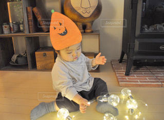 ヘンテコかぼちゃの写真・画像素材[820401]