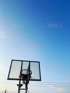 バスケの写真・画像素材[4155786]
