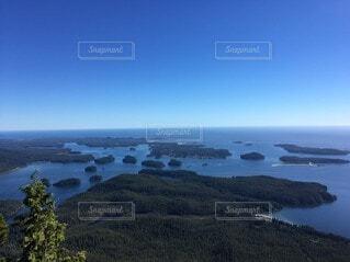 海が見える景色の写真・画像素材[4199199]