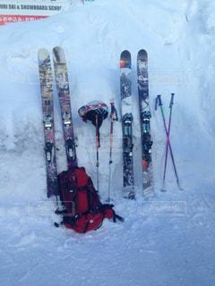 スキー - No.175281