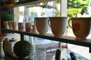 カフェの写真・画像素材[208127]