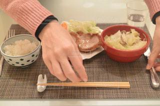 食事の写真・画像素材[316243]