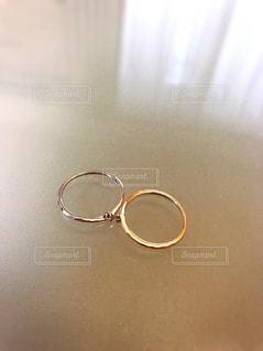 指輪の写真・画像素材[391775]