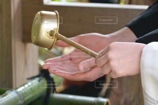 ナイフを持つ手 - No.780830
