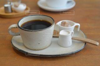 コーヒーカップの写真・画像素材[1216803]