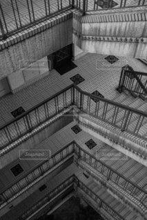 階段の写真・画像素材[4144083]