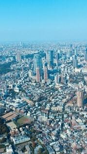 東京上空からの写真の写真・画像素材[4168416]