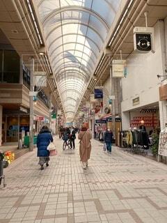 商店街の写真・画像素材[4139509]