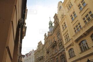 ヨーロッパの街並みの写真・画像素材[4138512]