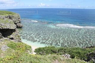 離島のプライベートビーチの写真・画像素材[4140525]