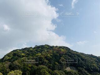山と空の写真・画像素材[4305200]