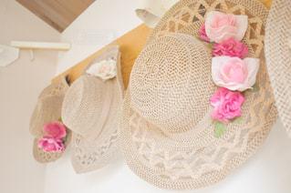 可愛い帽子♡の写真・画像素材[1215478]