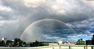 虹の空の写真・画像素材[1477868]