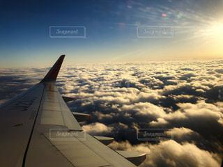 雲の海の写真・画像素材[1718158]