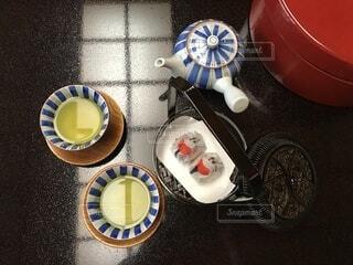 お茶の写真・画像素材[4141333]