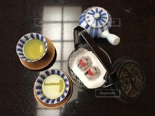 お茶の写真・画像素材[4141332]