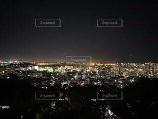 夜景の写真・画像素材[4146897]