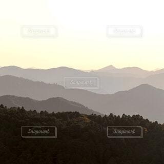 伊勢志摩スカイラインの頂上からの眺めの写真・画像素材[4171272]