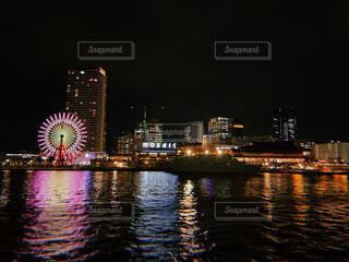 夜景の写真・画像素材[4873460]