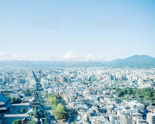 京都市の眺めの写真・画像素材[1002987]