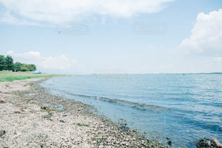 琵琶湖の写真・画像素材[1002989]