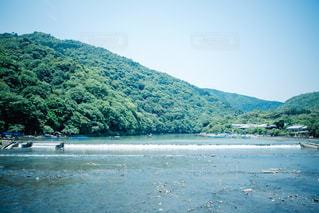 嵐山の写真・画像素材[1003011]