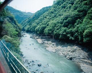 保津川の写真・画像素材[1003013]