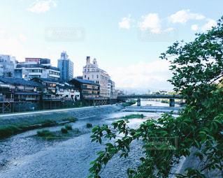鴨川の写真・画像素材[1003015]