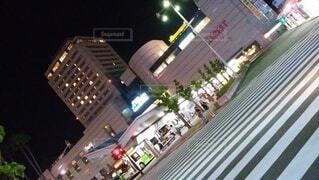 夜の都市の写真・画像素材[4158624]