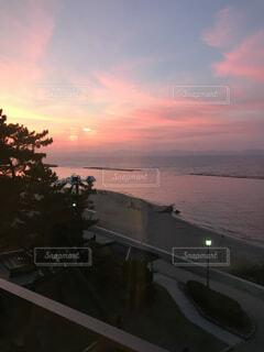 夕日は飽きないの写真・画像素材[4164620]