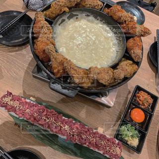 韓国料理の写真・画像素材[4168264]