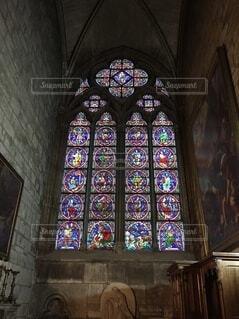 ノートルダム大聖堂の写真・画像素材[4173105]