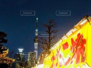 都市の高い建物の写真・画像素材[4173277]