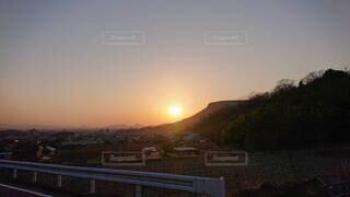屋島の夕暮れの写真・画像素材[4182313]