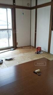 畳をフローリングにの写真・画像素材[4197104]