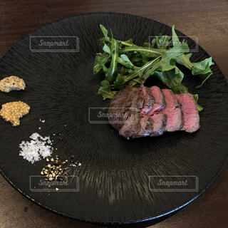 ステーキ肉の写真・画像素材[4176862]