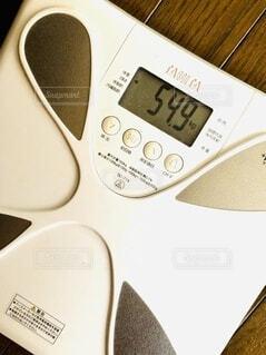 体重計の写真・画像素材[4177845]