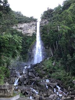 那智の滝の写真・画像素材[4283254]