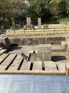 仙巌園の反射炉の写真・画像素材[4237937]