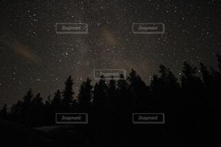 星空の写真・画像素材[4180646]