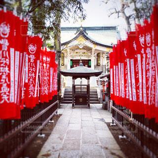 豊川稲荷東京別院の写真・画像素材[4185995]